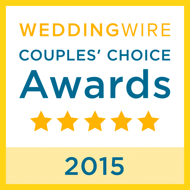 WeddingWire Couples' Choice Awards® 2015