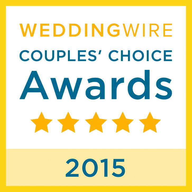 WeddingWire Couples' Choice Awards® 2015
